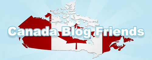 Canada Blog Friends logo