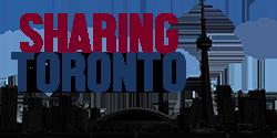 Sharing Toronto magazine logo