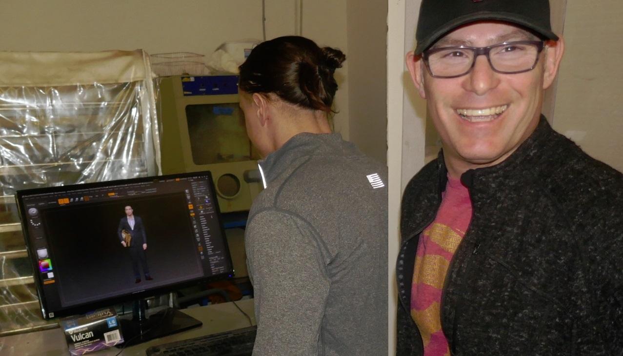 Michael Gossack, 3D printing Toronto