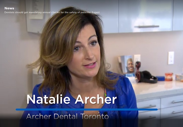 Dr Natalie Archer on Global TV