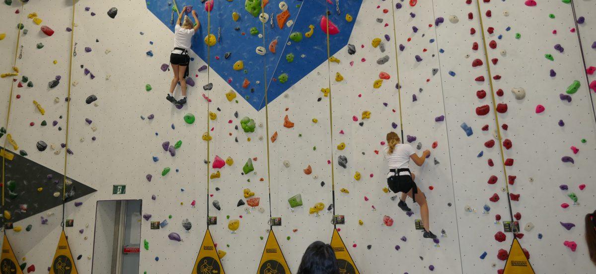 rock climbing in Toronto